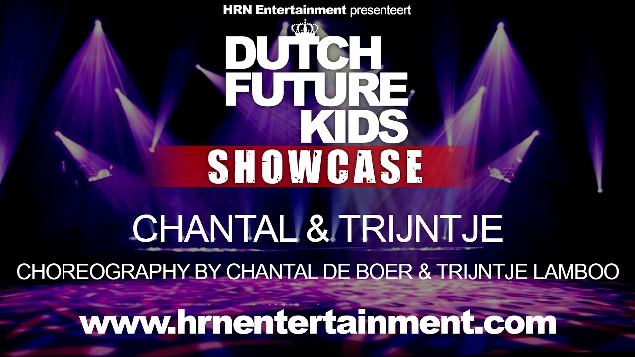 Dutch Future Kids Showcase 2017 | Chantal & Trijntje | by Chantal & Trijntje