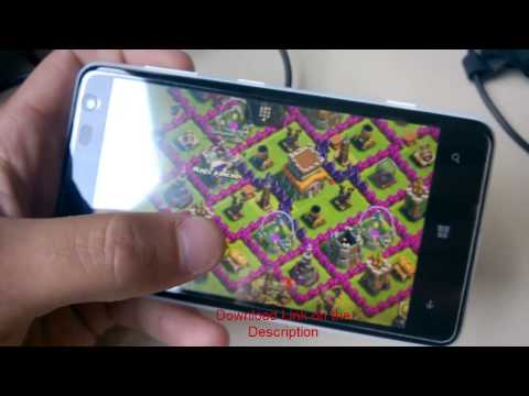 Clash of Clans .XAP - Install Clash of Clans for Windows Phone