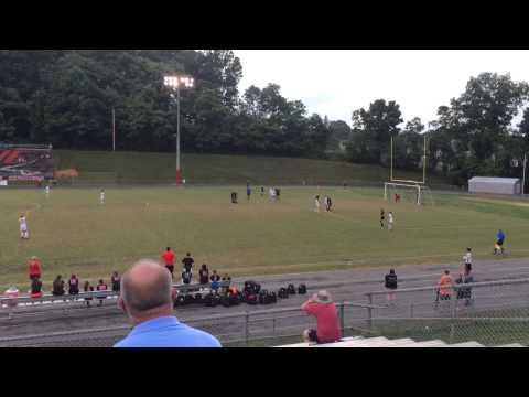 Gatorade Player of the Year Katie Cousins free kick