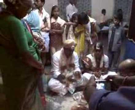 Naveen Marriage video