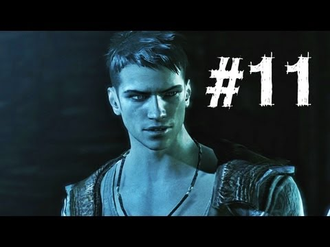 DmC Devil May Cry 5 Gameplay Walkthrough Part 11 - Succubus Boss - Mission 6