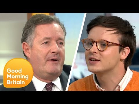 Should Piers Morgan Be Fired for His Views on Gender? | Good Morning Britain