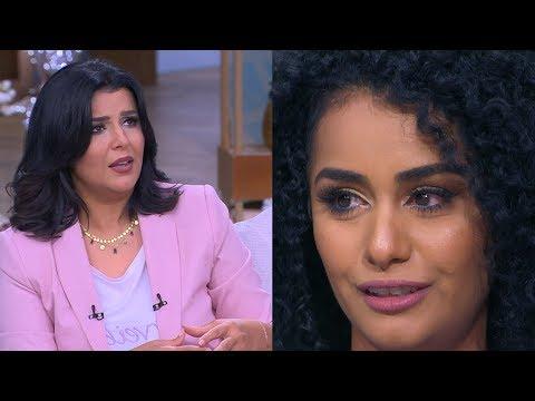 لقيت أمي بعد 27 سنة .. شافتني في التلفزيون  .. حكاية غريبة أبكت الحاضرين من نانسي صلاح