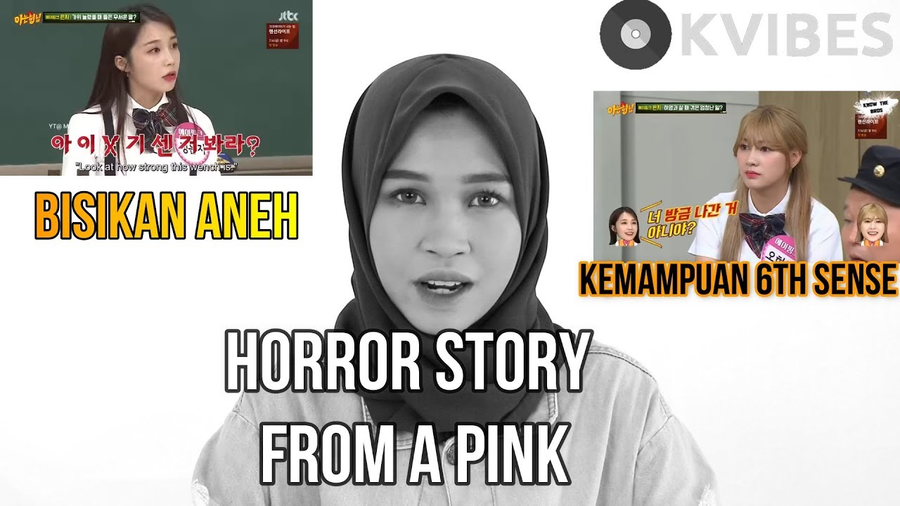 (Kvibes Horror) Horror Story From A pink