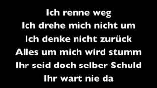 Killerpilze - Ich bin raus lyrics