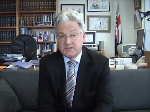 Peter Dunne on UF-Nat Confidence and Supply agreement, 2011-14
