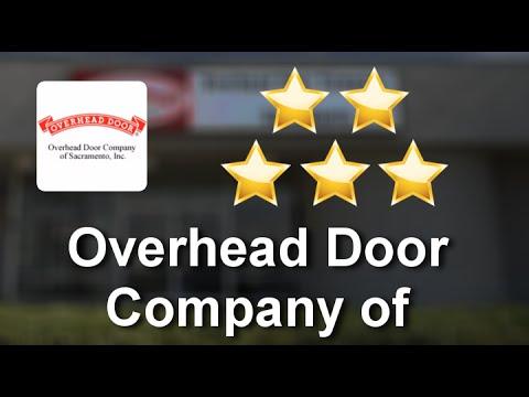 Overhead Door Company Of Sacramento, Inc. Sacramento Perfect 5 Star Review  By Heather G.