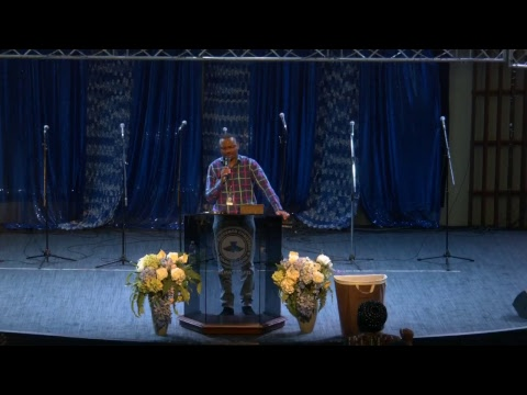 Workers' Conference Day 3: Communion Service.July 22, 2018