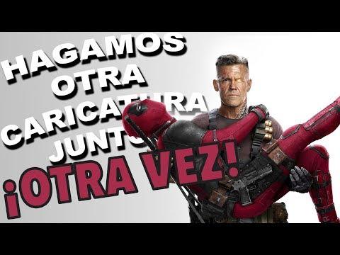 HISHE Escrito por los Fans: Deadpool 2