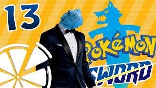 Secret Lizard Man Infiltrates My Heart in Pokemon Sword - PART 13 - Subpar Citrus