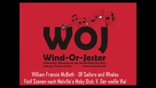 Wind-Or-Jester: William Francis McBeth - Of Sailors and Whales – V. Der weiße Wal