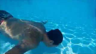 Swimming with Sj4000 Wifi