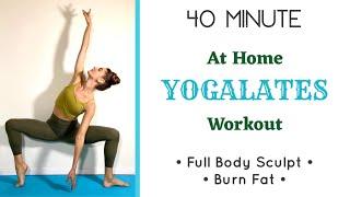 YOGALATES | Burn Fąt | Yoga & Pilates Fusion
