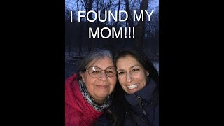 I FOUND MY MOM!!! (After being Separated for 44 Years!)