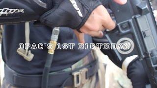 OPAC Birthday Montage