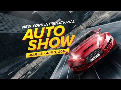 THE NEW YORK INTERNATIONAL AUTO SHOW 2016:  THE BIGGEST COMMENTARY ON THE INTERNET
