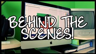 Behind The Scenes! Thumbnail