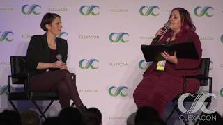 Behind the Badge: Alex Danvers Panel ClexaCon 2018