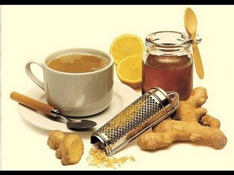 Как приготовить имбирный чай?