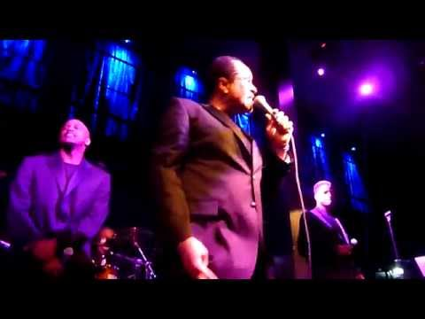 Ray Lewis (The Drifters) - Loco In Acapulco - Jazz Cafe, London - April 2015