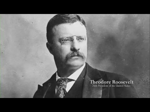 The Speech That Saved Teddy Roosevelt's Life