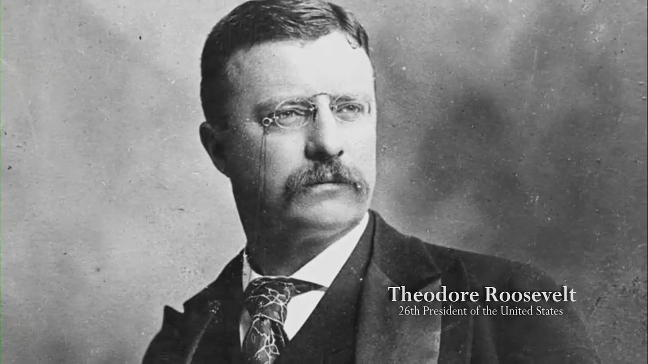 "Theodore Roosevelt Quotes Legal"" Immigration Speech""teddy"" Roosevelt  Youtube"