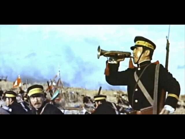喇叭の響(安城の渡)【明治軍歌】