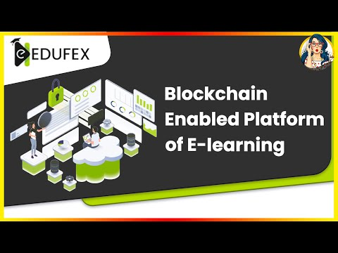 🌎 EDUFEX – Blockchain-based online e-learning platform // BUY EDUX TOKENS 🚀