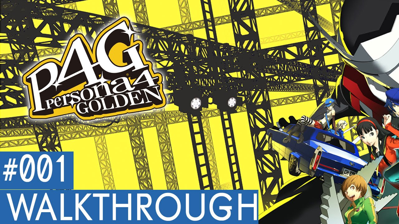 Persona 4 Golden - Download Game PSP PPSSPP PSVITA Free