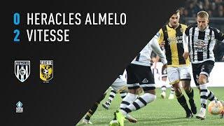 Heracles Almelo - Vitesse | 31-10-2018 | Samenvatting