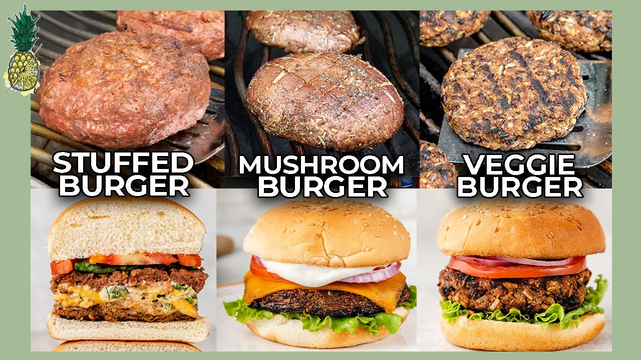 Epic Grillable Vegan Burgers For Summer