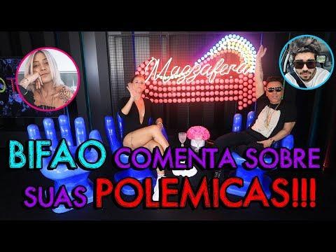 BIFÃO COMENTA SOBRE SUAS POLÊMICAS COM TATI DIAS, CAIO CASTRO, GUI E MAIS!!! | #MatheusMazzafera thumbnail