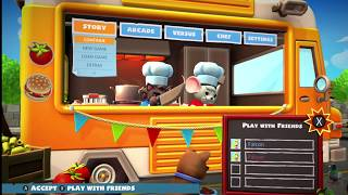 Overcooked 2 The Lost Recipes : Winter 2018 Levels w TheHyperFalcon