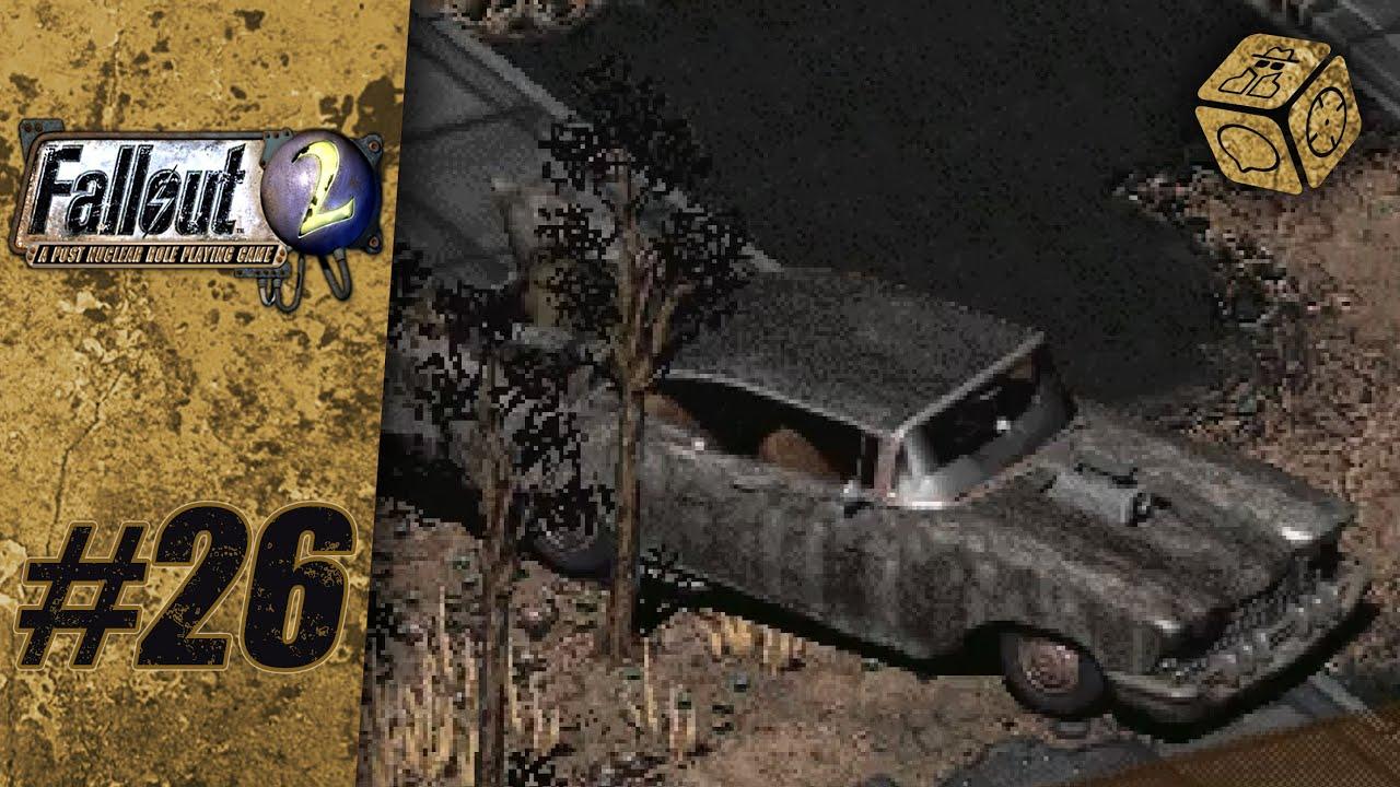 Fallout  Drivable Cars Mod