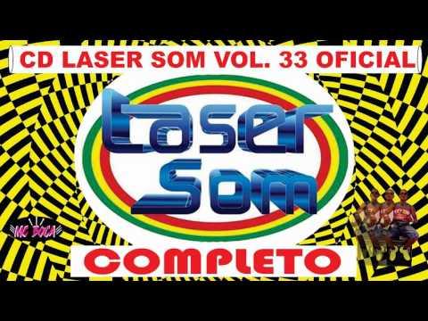 CD LASER SOM VOL.  33 OFICIAL COMPLETO