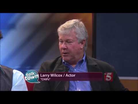 Larry Wilcox  with Torchy Smith