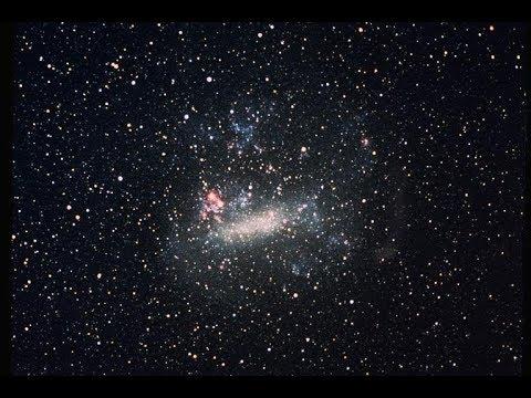 Большое Магелланово Облако (Large Magellanic Cloud) - самая большая галактика-спутник Млечного Пути