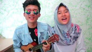 Konco Mesra - Nella Kharisma Cover Ukulele Ft Reni Beatbox