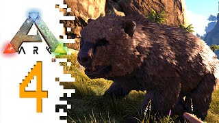 ARK: Survival Evolved - EP04 - Volcano Island (Pooping Evolved S4)