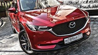Особенности новой Mazda CX-5 2018 - видео тест-драйв