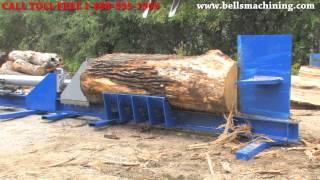 Repeat youtube video Bell's Super Log Splitter