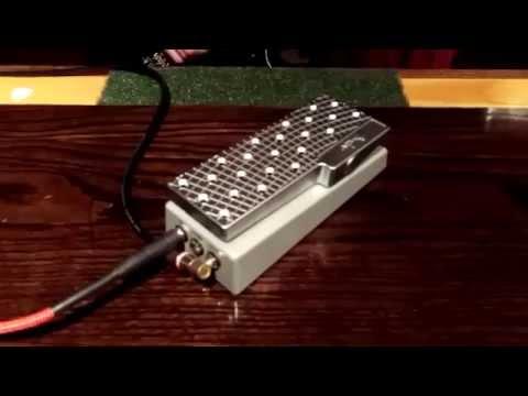 Fender FVP-1 volume pedal review.