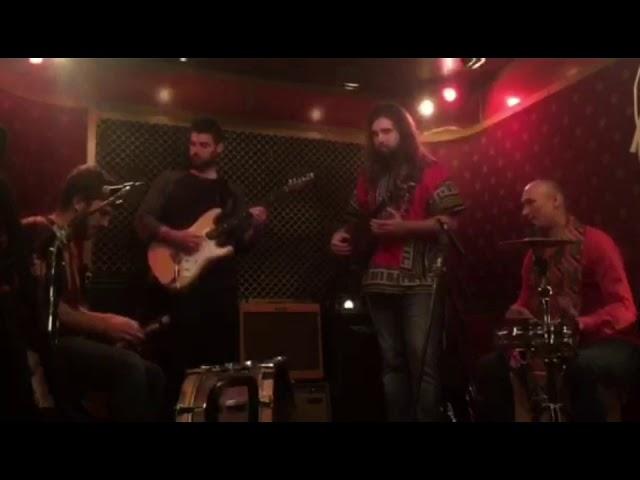"""Jimmy Lopez with """"BANJA"""" Worldbeat band"""
