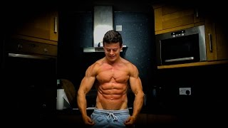 Men's Physique Competition Cutting Diet.. What do i eat?? | Summer shred | Ep.05 | 3.5 weeks out
