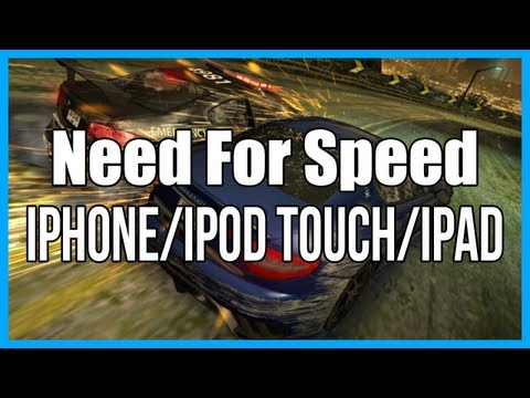 Need For Speed Most Wanted Para iPhone iPod Touch & iPad En Español