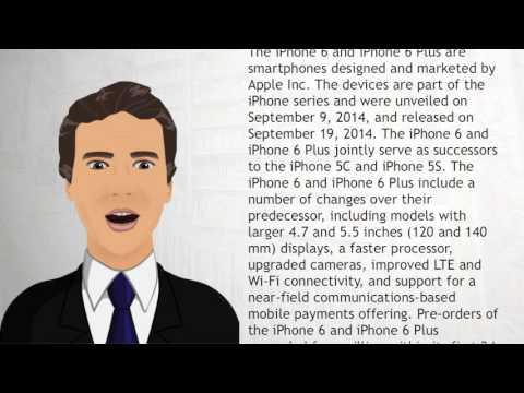 iPhone 6 - Wiki Videos