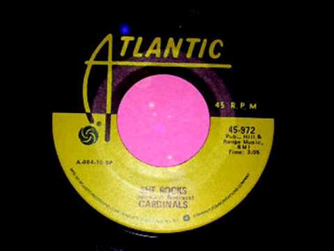 She Rocks  The Cardinals 1952 Atlantic 972