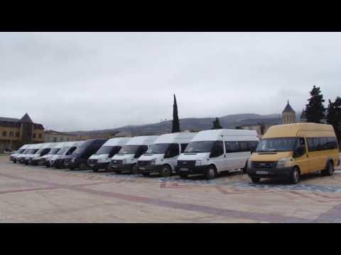 На дербентские маршруты вышли 15 новых автобусов