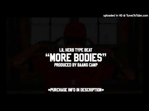 """*BANGER* Lil Herb X Chief Keef Type Beat """"More Bodies"""" [Snippet] 