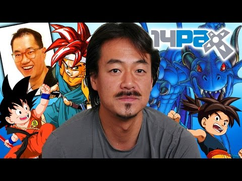 Hironobu Sakaguchi talks about Akira Toriyama - PAX Prime 2014